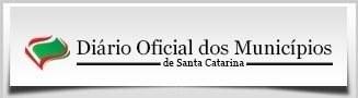 Diário Oficial dos Municípios
