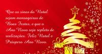A Câmara de Vereadores deseja a todos um Feliz natal e próspero Ano Novo!!!